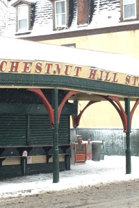 Chestnut Hill West