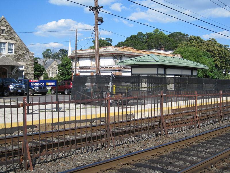 Glenside Station
